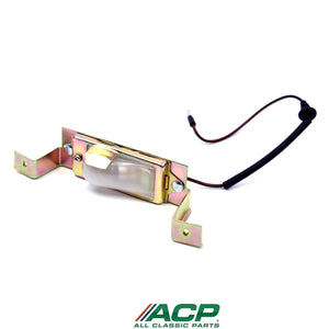 1965 1966 Mustang License Plate Light Assembly - ACP