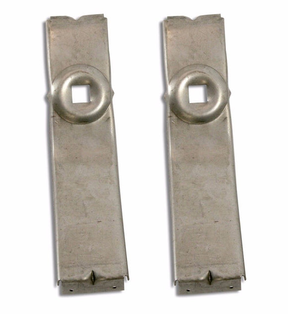 1968 Mustang Fog Light Brackets Pair