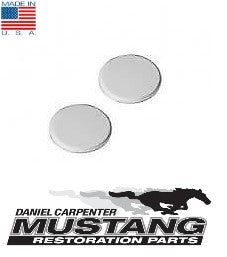 1965 1966 1967 1968 1969 1970 Mustang Fastback Quarter Panel Lamp Lens Pair - Daniel Carpenter