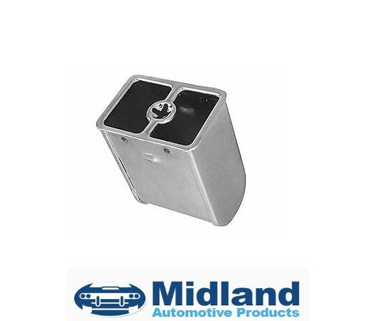 1965 1966 1967 1968 Mustang Convertible Ashtray Rear Quarter Receptacle - Midland Automotive Products