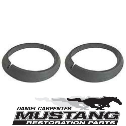 1964 1965 1966 Mustang Parking Light Gaskets Pair - Daniel Carpenter