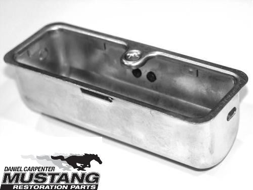 1969 1970 Mustang Front Console Ash Tray Receptacle - Daniel Carpenter