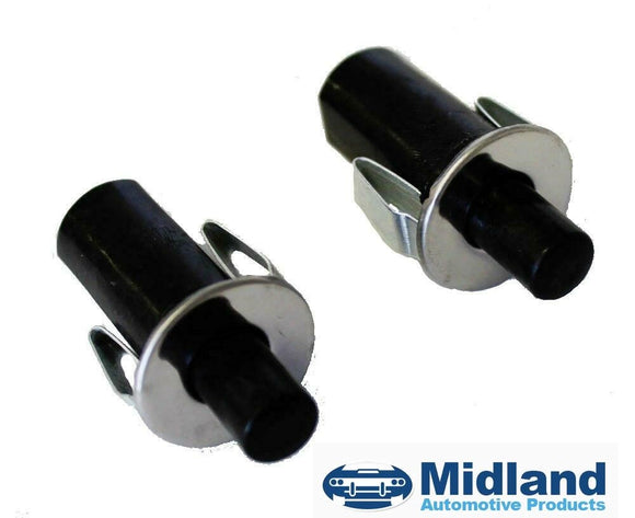 1965 1966 1967 Mustang Courtesy Lamp Switches Pair - Midland Automotive Product