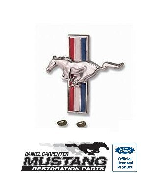 1971 1972 1973 Mustang Mach I Grill Ornament - Daniel Carpenter