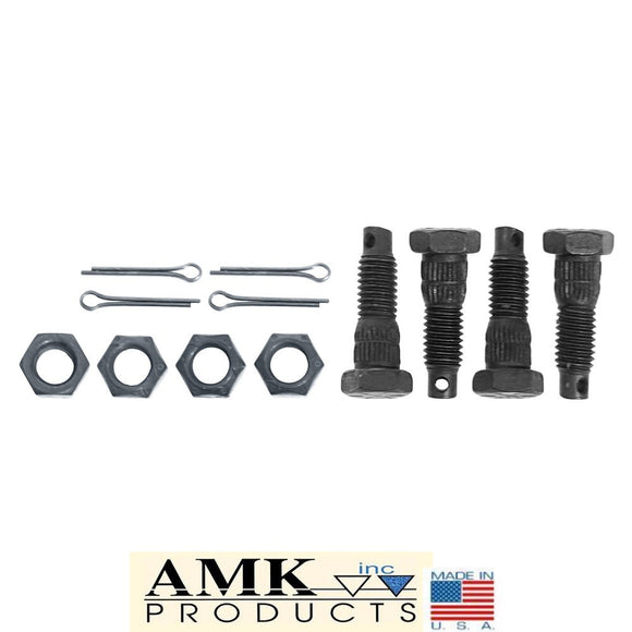 1968 1969 1970 1971 1972 1973 Mustang Strut Rod To Lower Control Arm Mounting Kit - AMK