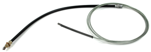 1969 Mustang Rear RH Parking Brake Cable (Before 2/17/1969)