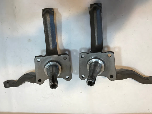 1965 1966 Mustang Front Spindles V8 Used Original