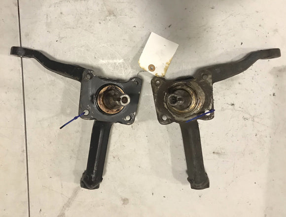 1965 1966 Mustang Falcon Comet 6 Cylinder Front Spindles Original