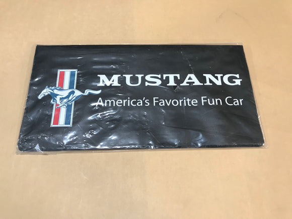 1965 - 1973 Mustang Owners Manual Wallet Accessory