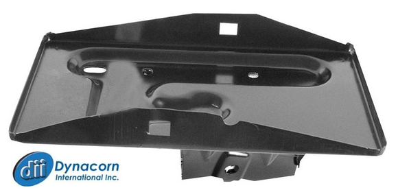 1971 1972 1973 Mustang Battery Tray Group 27 - Dynacorn