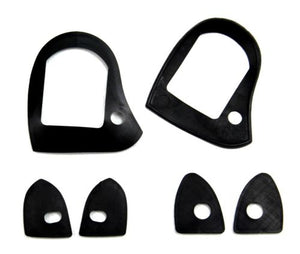 1967-1968 Mustang Outer Door Handle Pads - Scott Drake