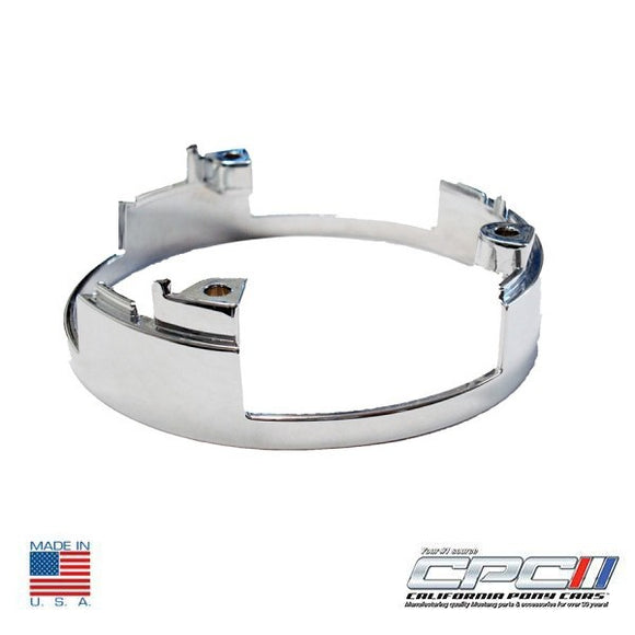 1967 Mustang Spacer Collar for Woodgrain Steering Wheels - California Pony Cars