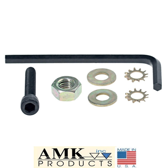 1967 1968 1969 1970 1971 1972 1973 Mustang Outside Mirror 10-24 Rivet Nut Installation Kit - AMK