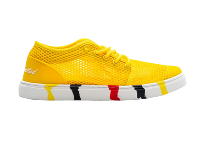 Mesh Edition - Yellow Striped