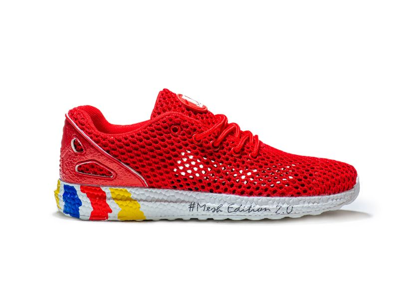 Mesh Edition 2.0 - Red