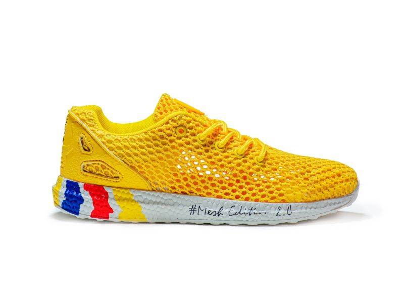 Mesh Edition 2.0 - Yellow