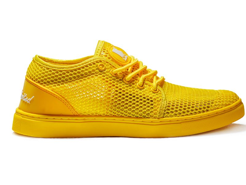 Mesh Edition - Full Yellow