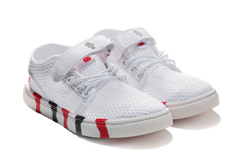Mesh Edition Kids - White