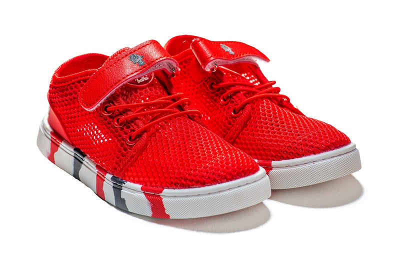 Mesh Edition Kids - Red