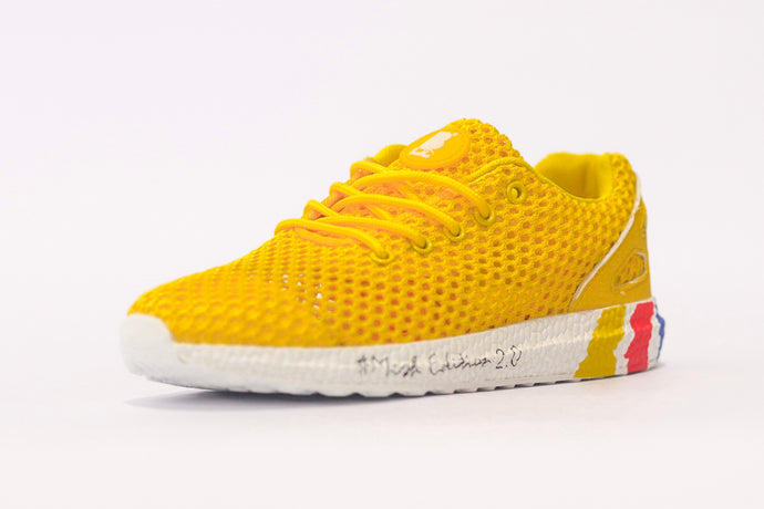 Yellow Mesh Edition 2.0