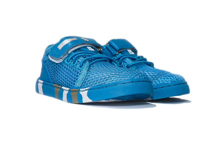 Mesh Edition Kids - Light Blue