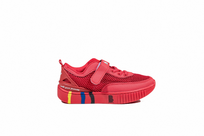 Moja Edition Kids - Chilli Red