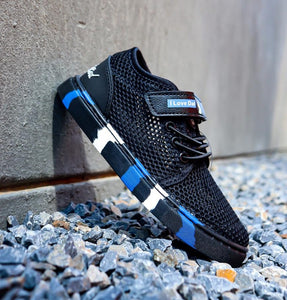 Mesh Edition Kids - Full Black