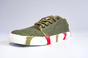 Mesh Edition - Army Green