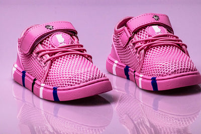 Mesh Edition Kids - Full Pink