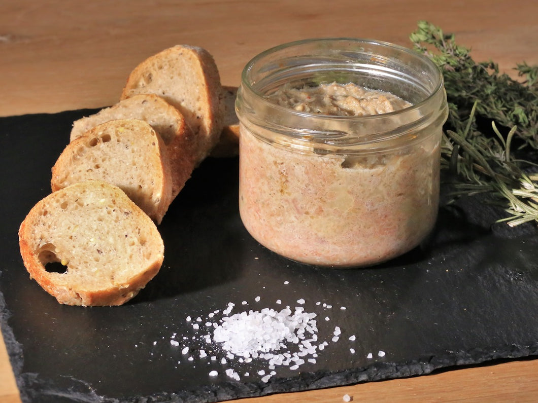 Rillettes de boeuf tradition
