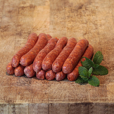 Merguez de boeuf BIO - direct producteur