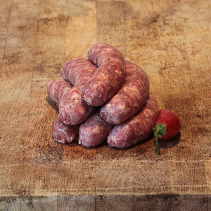 Saucisses forestières BIO - direct producteur