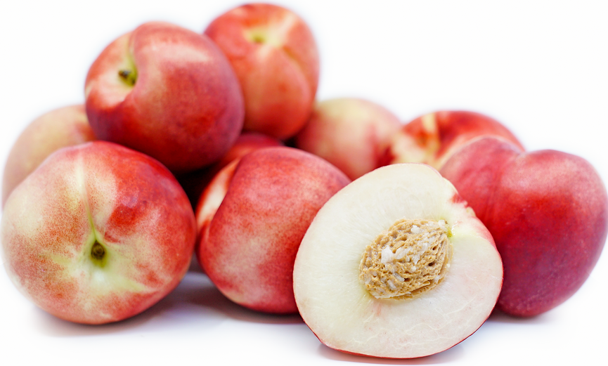 Nectarines Blanches