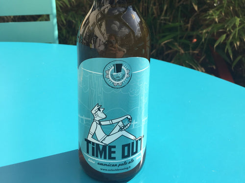 Time Out, bière artisanale Pale Ale