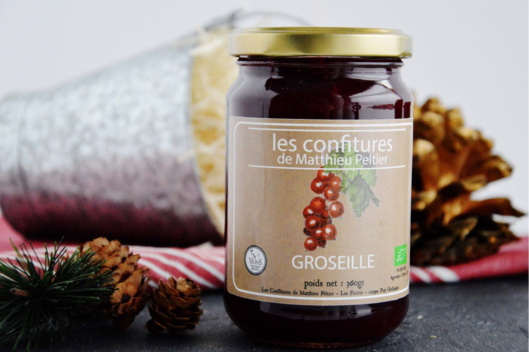 Confiture de groseille