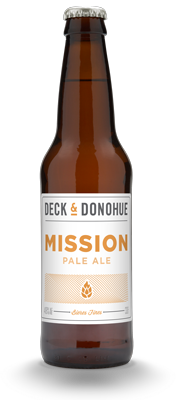 MISSION PALE ALE