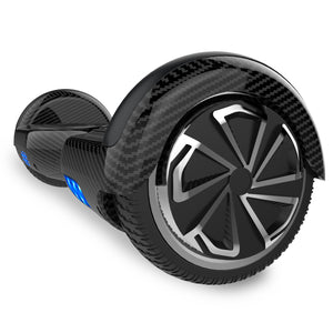 6.5 Carbon Black Classic Style segway hoverboard