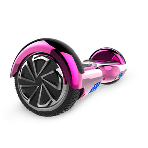 6.5 Chrome Pink Classic Style segway hoverboard