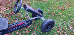 Gorilla Large Pedal Go Kart Red
