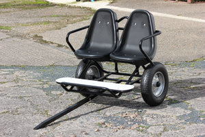 2 Seat Trailer Attachment