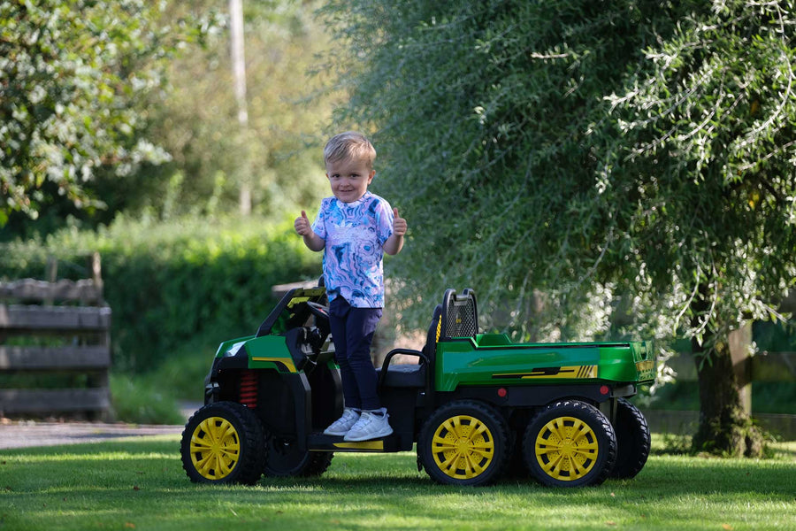 6 Wheel Gator UTV Ride On for kids