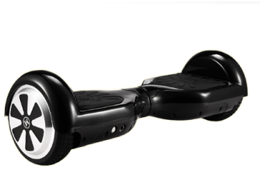 6.5 Black Classic Style segway hoverboard