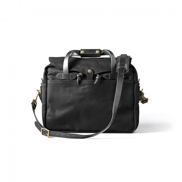 Sac porte-documents et ordinateur portable de Filson, noir