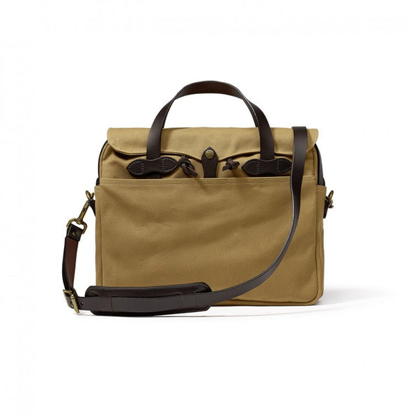 Sac porte-documents original de Filson, tan