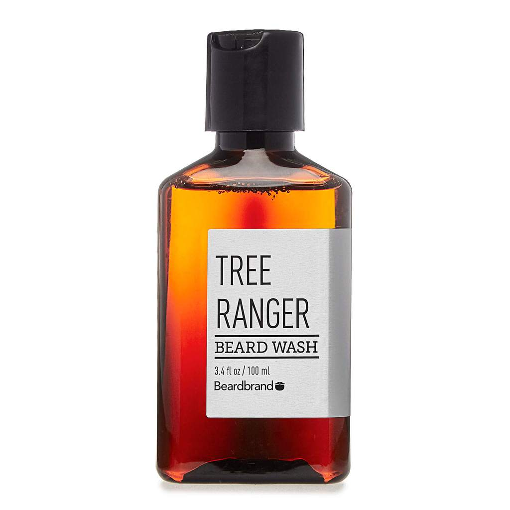 Shampoing à barbe Tree Ranger par Beardbrand (100 ml)