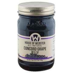 Concord Grape Jelly - HouseofWebster