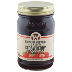 Strawberry Preserves - HouseofWebster