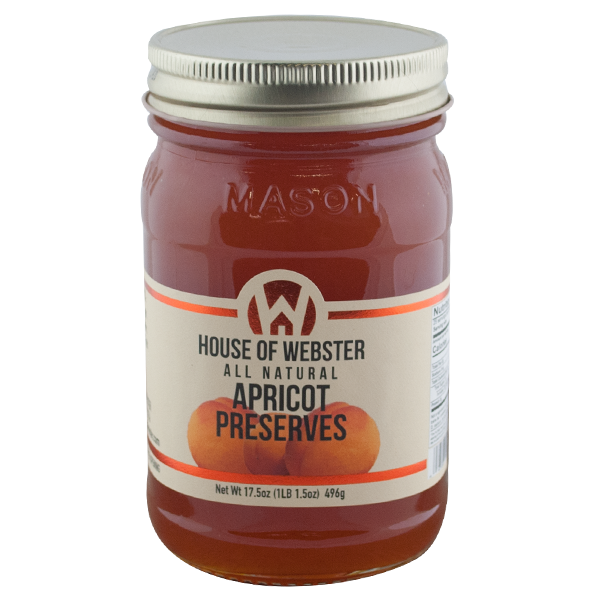Apricot Preserves - HouseofWebster