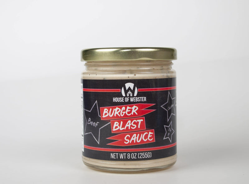 Burger Blast Sauce - HouseofWebster