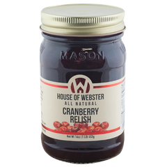 Cranberry Relish - HouseofWebster